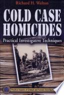 Cold Case Homicides