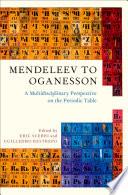 Mendeleev to Oganesson Book