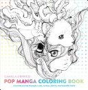 Pop Manga Coloring Book