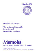 The Fundamental Principle for Systems of Convolution Equations