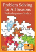 Problem Solving in All Seasons  Prekindergarten Grade 2