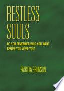 Restless Souls Book