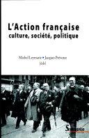 L'Action française: Without special title