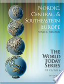 Nordic Central And Southeastern Europe 2015 2016