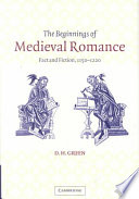 The Beginnings Of Medieval Romance