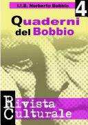Quaderni del Bobbio n. 4 anno 2012-2013