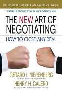 The New Art of Negotiating  Updated Edition