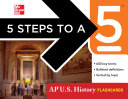 5 Steps to a 5 AP U S  History Flashcards
