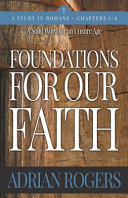 Foundations For Our Faith Volume 1 2nd Edition