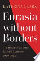 Eurasia without Borders