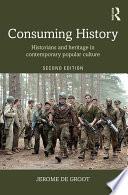 Consuming History Book