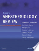 """Faust's Anesthesiology Review E-Book"" by Mayo Foundation for Medical Education"