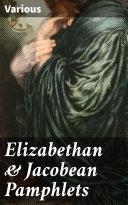 Pdf Elizabethan & Jacobean Pamphlets Telecharger