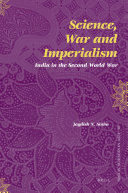 Science, War and Imperialism