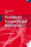Piezoelectric Transducers And Applications Book PDF