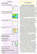 Global Change Newsletter