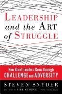 Leadership and the Art of Struggle [Pdf/ePub] eBook