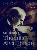 Opfinderen Thomas Alva Edison Pdf