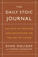 The Daily Stoic Journal Book