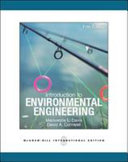 Cover of Introduction to Environmental Engineering