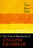 The Oxford Handbook of English Grammar