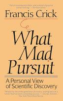 What Mad Pursuit Pdf