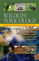 Wildlife Toxicology: Emerging Contaminant and Biodiversity ...