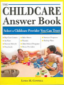 Childcare Answer Book
