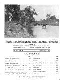 Rural Electrification and Electro farming Book