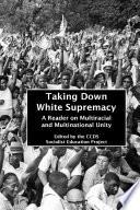 Taking Down White Supremacy