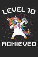 Level 10 Achieved