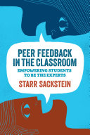 Peer Feedback in the Classroom