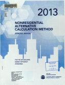 Nonresidential Alternative Calculation Method
