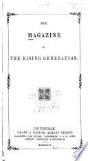Magazine of the Rising Generation