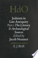 Judaism In Late Antiquity