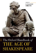 The Oxford Handbook of the Age of Shakespeare Pdf/ePub eBook