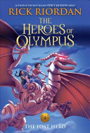 The Heroes of Olympus, Book One The Lost Hero (new cover) image