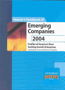 Hoover s Handbook of Emerging Companies 2004