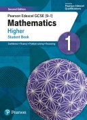 Pearson Edexcel GCSE  9 1  Mathematics Higher Student Book 1