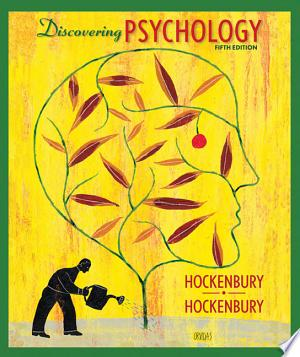 Discovering+PsychologyCheck out a preview. More than any other introductory psychology textbook, the Hockenburys' brief book is the one in which students see themselves – and the world they live in. The new edition builds on that distinction, presenting the discipline with a unique understanding of today's students in all their diversity, emphasizing the field's immediate impact on their lives. Without sacrificing science, Don and Sandy Hockenbury draw on personal experiences and anecdotes to illustrate essential concepts and important research directions. FREE PACKAGE ITEMS WITH THIS EDITION UPON ORDERING The Discovering Psychology eBook, Online Study Center, or Study Guide can be packaged FREE with this new edition: Discovering Psychology and Study Guide ISBN-13: 978-1-4292-1749-1 Discovering Psychology and Online Study Center ISBN-13: 978-1-4292-4697-2