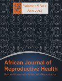 African Journal of Reproductive Health Pdf/ePub eBook