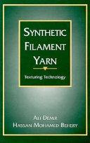 Synthetic Filament Yarn