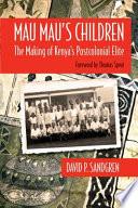 Mau Mau's Children