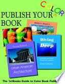 Publish Your Color Book