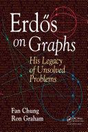 Erdös on Graphs Pdf/ePub eBook