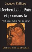 Recherche la paix et poursuis-la Pdf/ePub eBook