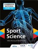 Cambridge National Level 1 2 Sport Science