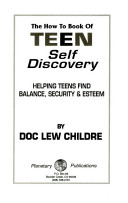 The how to book of teen self discovery