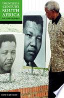 Twentieth Century South Africa