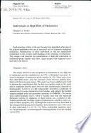 Individuals at High Risk of Melanoma
